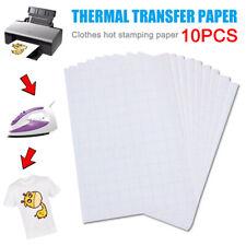 PrintOnMe Fabric Decal Paper 10pcs