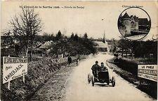 CPA Circuit de la Sarthe 1906 - Entree de Berfay (391156)