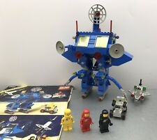 Lego Vintage Classic Space Set 6951 Robot Command Center Complet W/ Instruction