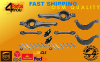 FORD FOCUS MK1 MK2 C-MAX  REAR SUSPENSION WISHBONES ARMS &  BUSHES KIT SET