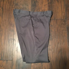Nike Golf Dri Fit Tour Performance Dark Gray Pants size 34 x 32