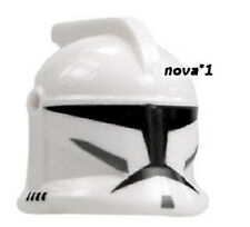STAR WARS LEGO CLONE TROOPER HELMET FOR MINIFIGURE NEW