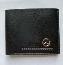 New Mercedes Benz Men's  Leather Wallet Perfect Gift Idea uk seller 🇬🇧