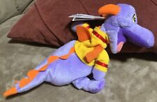 "DISNEY STORE 8"" BEANIE - FIGMENT - NEW WITH TAGS"