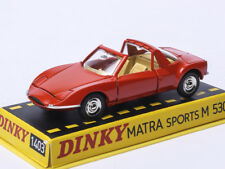 Atlas 1:43 Diecast Dinky Toys 1403 MARTIN SPORTS M 530 9750 ND 75 Car MODEL GIFT