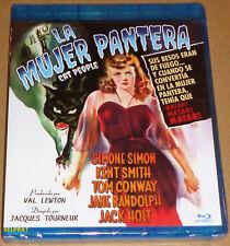 LA MUJER PANTERA / CAT PEOPLE Jacques Tourneur - English español - Precintada