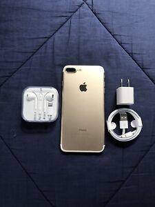 Apple iPhone 7 Plus 32GB Unlocked Gold