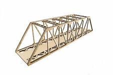 More details for wws single track hi-detail mdf girder bridge 560mm – oo/ho model railway
