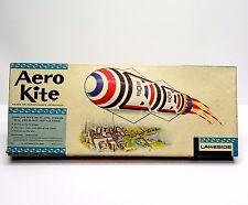 1960's Vintage Aero Kite - In Original Box - Rocket Toy - BONUS: Toy Plane Jet