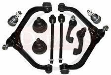 2002-2004 Jeep Liberty Suspension Steering Tie Rod Ends Control Arms Ball Joints