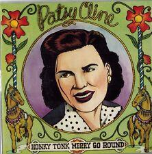Single 7 PATSY CLINE: HONKY TONK MERRY GO ROUND,Neu