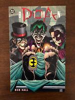 Batman DOA Joker Penguin Two-Face DC Comics TPB 1999