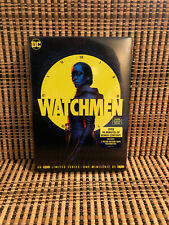 Watchmen: HBO Limited Series (3-Disc DVD, 2020)+Slipcover.DC.Regina King