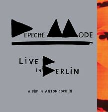 DEPECHE MODE - DEPECHE MODE LIVE IN BERLIN 5 CD NEUF