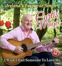 CURTIS MAGEE - I WISH I HAD SOMEONE TO LOVE ME CD 2018