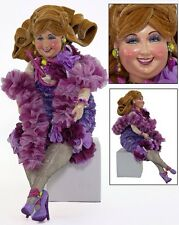"Katherine's Collection 26"" Purple Happy Hour Marta Tini Doll New"