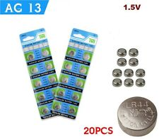 20 x AG13 LR44 CX44 SR44 L1154 357 A76 Button Cell Battery Nano Hexbug