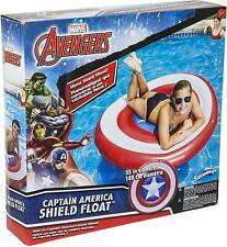 "Marvel Avengers  "" Captain America  -  55"" Shield  POOL Float"