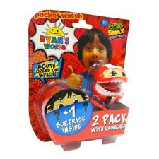 Ryan's World Gobsmax 2 Pack with Launcher - Collectable Figures