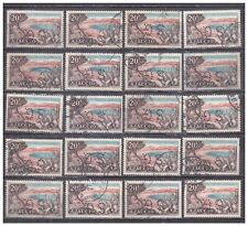 France Perfins used collection of 20