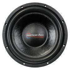"American Bass E1544 Elite Series 15"" Woofer 1200 RMS 2400 Peak 3"" VC"