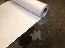 """CLEAR Vinyl Resist 4 Mil Sandblasting film paint Masking Stencil 12"""" X 10 Feet"""