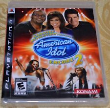 Karaoke Revolution Presents AMERICAN IDOL ENCORE 2 - Ps3 - Game Only