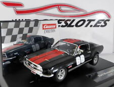 EVOLUTION FORD MUSTANG GT Nº66 REF.20027553 CARRERA