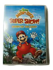 Super Mario Bros. Super Show! - Mario of the Deep (DVD, 2008)
