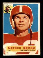 1956 Topps #2 Gordy Soltau EX/EX+ X1269198