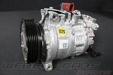 org AUDI A6 4G Facelift 2.0TDI 190PS Klimakompressor 4G0260805Q a/c compressor