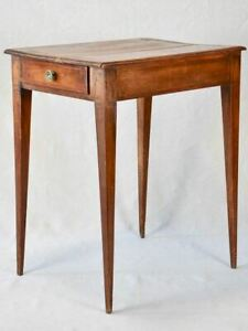"""Small 18th century Directoire marquetry side table 17"""" x 22½"""""""