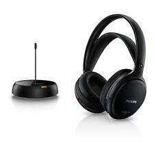 Philips SHC5200 Headband Headphones - Black - NEW OTHER / OPEN BOX