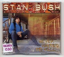 Stan Bush Maxi-CD Never Wanted To Fall - 2-track CD - melodic rock aor