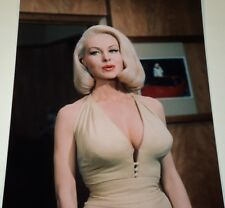 JOI LANSING /  8 X 10  COLOR  BUSTY  PHOTO