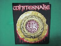 Vintage - BACK PATCH  JACKETS  -  WHITESNAKE Serpens  -  Original 80'