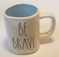 Rae Dunn by Magenta - BE BRAVE - Artisan Collection Ceramic Coffee Mug Cup Tea