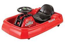 Razor 6v Lil Crazy Cart Child's Ride on Toy Stunts Tricks Drifting