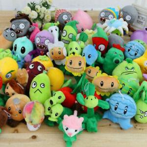 Plants Vs. Zombies PVZ Chomper Shooter Zombie Figure Soft Plush Toy Kids Gift