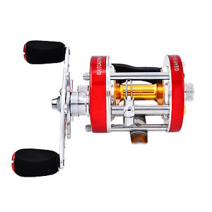 KastKing Rover 60 Round Baitcaster Reels Saltwater Trolling Lure Reel - Right