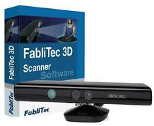 3D Drucker- 3D Scaner Software von Kinect® für Xbox FabliTec German RepRap CD