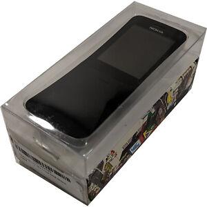 Nokia 8110 4G Dual SIM 4GB Black ABC Keypad Unlocked GSM