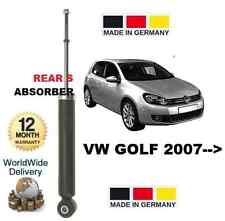 FOR VW GOLF 2007 >> 1.4 1.6 1.9 2.0 1K5 STI TDI 1 x REAR SHOCK SHOCKER ABSORBER