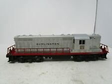 "Vintage Lionel  *BURLINGTON GP-7 DIESEL LOCOMOTIVE #2328*  ""O"""