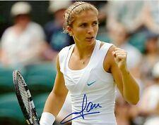 Autographed Sara Errani Tennis 8x10 Photo