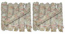 12x XXL Großer weißer Salbei-Stab - ca. 80-90 gr. Native Spirit - (6,66 EUR/bdl)