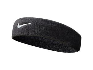 Nike Headband Sports Swoosh Mens Womens Tennis Basketball Sweatbands