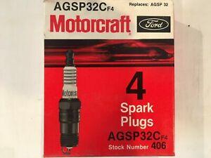 Spark Plug-Suppressor Plug Motorcraft AGSP32C