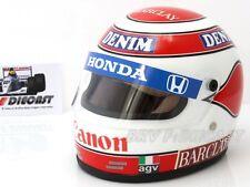 1/2 Scale Helmet Nelson Piquet Williams Honda FW11B F1 1987 3 x World Champion