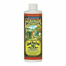 Foxfarm Big Bloom, Liquid Nutrients, Plant Food, Organic, Concentrate - 16 oz